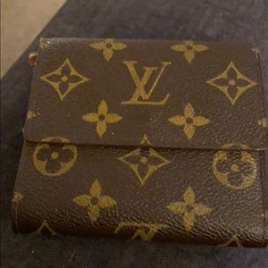 Louis Vuitton Elise wallet ( sold)